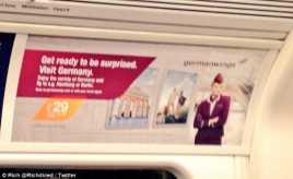 Maskapai Germanwings Tarik Iklan di London