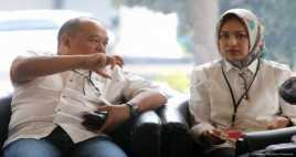 KPK Didesak Periksa Wali Kota Airin