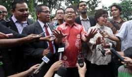 Denny Indrayana Lelah