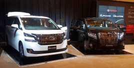 Beda Toyota All New Alphard dengan Vellfire