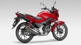 Honda CB125F Dijual Rp35 Juta