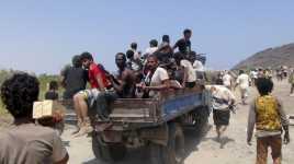 Operasi Militer Arab Saudi di Yaman Masuki Hari Ketiga