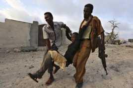 Serang Hotel Al Shabab Tewaskan Dubes Somalia