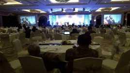 HT Gelontorkan Uang Ratusan Juta Rupiah di Acara Amal