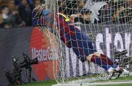 Messi Dikabarkan Mengalami Masalah Kebugaran