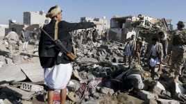 Krisis Yaman 200 Staf PBB Dievakuasi