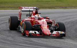 Kondisi Ferrari Luar Biasa