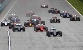 Pembalap Inggris Gagal Balapan F1 di Sepang