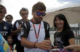 Alonso Tetap Optimis Mengarungi Musim 2015