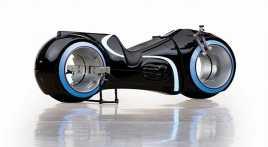 Motor Futuristis Tron Legacy Dilelang