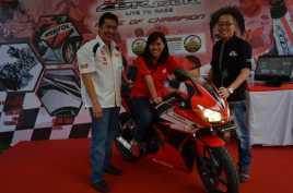 Motor Motor Sport Terlaris Honda
