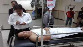 Karyawan SPBU Cibinong Ditembak Perampok