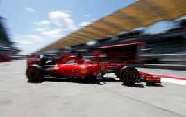 Ferrari Terlalu Cepat Untuk Mercedes