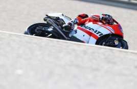 Yamaha Ducati Saling Sikut Honda Melempem