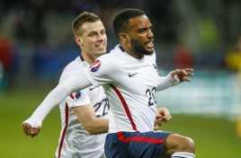 Bintang Lyon Arsenal Terangi Geoffroy Guichard