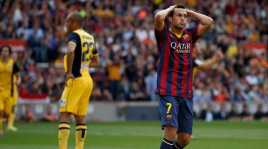 Penyerang Barcelona Merapat ke Arsenal