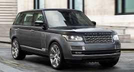 Range Rover Termahal di Dunia Nongol di Film James Bond