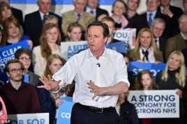 Kampanye Pemilu Inggris Dimulai Hari Ini