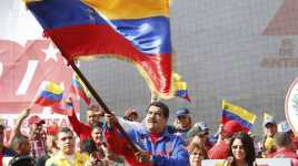 Presiden Venezuela Targetkan 10 Juta Warganya Kecam Obama