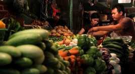 Harga Sayuran Sampai Daging Stabil Pasca Kenaikan BBM