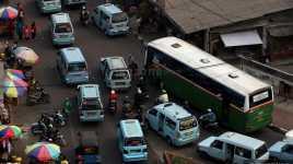 Tarif Angkot di Bogor Sudah Naik 20
