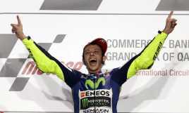 Rossi yang Kembali Menyihir Dunia