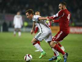 Gotze Terlihat Lebih Nyaman di Dortmund