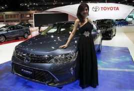 Toyota New Camry Resmi Hadir di Indonesia