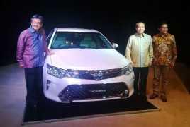 Harga Toyota New Camry Termahal Rp744 5 Juta
