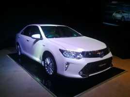 Perubahan Perubahan pada Toyota New Camry