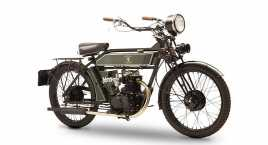 Motor dari Era 1900 an Hidup Lagi Dijual Rp122 Jutaan