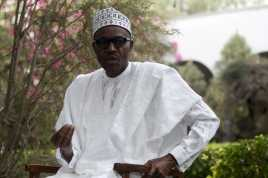 Sekilas tentang Calon Presiden Nigeria Muhammadu Buhari