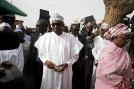 Capres Partai Oposisi Janjikan Perubahan di Nigeria