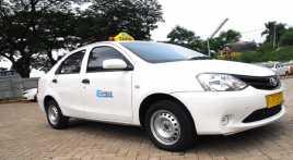 Sopir Taksi Express Terimbas Kenaikan Harga BBM