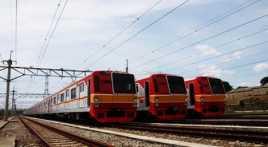 Daftar Kenaikan Tarif Kereta Commuter Line