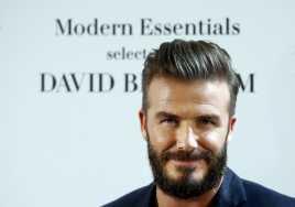 Gaya Beckham Dikritik Sang Istri