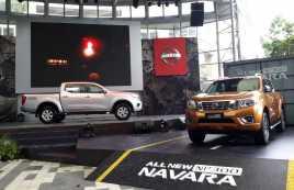 Harga Beda Rp50 Juta Ini Perbedaan Nissan Navara SL VL