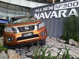 Target Jualan 1 500 Unit Siapa Saja Segmen Nissan Navara