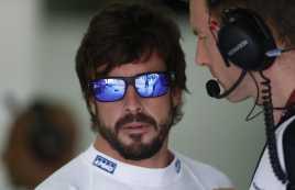 Alonso Bodoh Pindah ke McLaren