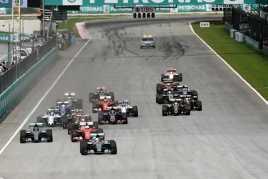 Kritik Pedas Sang Legenda untuk F1