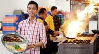 Anak Presiden Jokowi Tangani Sendiri Makanan Pesta Pernikahannya