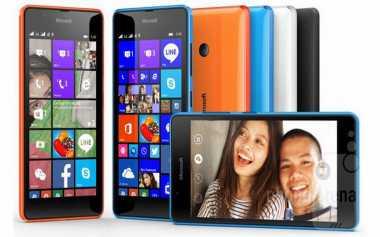 Lumia 540, Windows Phone Dual SIM Seharga Rp1,9 Jutaan