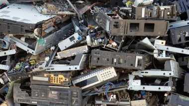 Limbah Sampah Elektronik Dunia Capai 41,8 Juta Ton