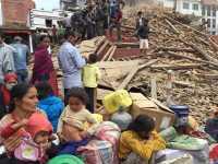Sedikitnya 108 Orang Tewas dalam Gempa Nepal