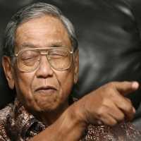 Gusdur Cilik Kerap Bermain di Rumah Kakek Prabowo