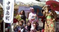 Warna-Warni Budaya di Festival Of Nations Bandung
