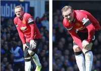 Van Gaal Masih Tunggu Kondisi Rooney