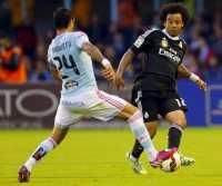 Hujan Gol Warnai Babak Pertama Vigo-Madrid
