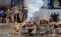 Jasad Berserakan, Nepal Terpaksa Lakukan Kremasi Massal