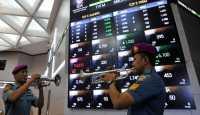 Investor Asing Jual Saham Rp770 Miliar dalam Dua Jam